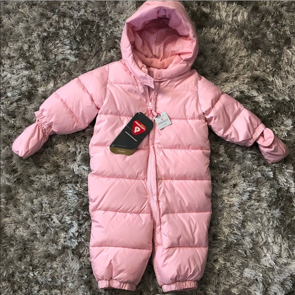 Outerwear Babygap Faux Fur Hooded Gray Fleece Lined Winter Coat Baby Toddler 6-12 M Clothing, Shoes & Accessories